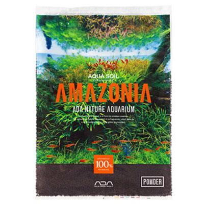 aqua soil powder amazonia